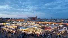 Марокко, марракеш - описание города, достопримечательности
