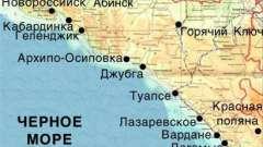 Маршрут краснодар - сочи: как быстро преодолеть расстояние?
