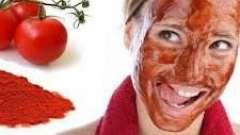 Маска для лица из помидоров - домашние рецепты красоты
