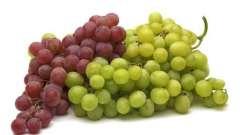 Маска для лица из винограда для любого типа кожи