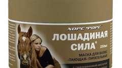 """Маска для волос """"лошадиная сила"""": отзывы, состав, результат"""