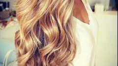Маски для волос. Для белых волос: лучшие рецепты