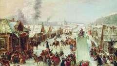 Масленица: описание праздника на руси, фото. Масленица: описание по дням