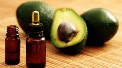 Масло авокадо для волос. Польза и применение