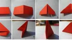 Мастер-класс, как делается модульная корзинка оригами