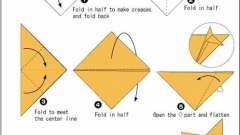 Мастер-класс: как делаются в стиле оригами из бумаги животные