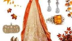 Мастер-класс красоты и стиля: осенние костюмы на осенний бал