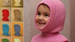Мастер-класс: шапка-шлем для девочки на зиму