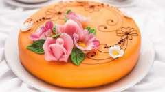 Мастика для торта для обтяжки: способ приготовления