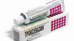 """Мазь """"троксевазин"""" при геморрое: инструкция и отзывы"""