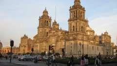 Мексика: погода по месяцам. Когда лучше отправляться в мексику?