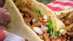 Мексиканская лепешка. Как приготовить тортилью: рецепт