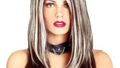 Мелирование на крашеные волосы: красиво, оригинально, модно