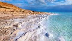 Мертвое море. Описание по географии. Экологические проблемы, целебные свойства и другие особенности