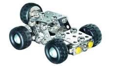 Металлический конструктор для ребёнка - отличная развивающая игрушка