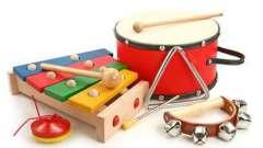 Металлофон – детский музыкальный инструмент, который любят мамы