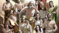 Мифология: юпитер. Зевс и юпитер - есть ли разница?