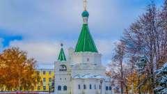 Михайло-архангельский собор (нижний новгород): описание, история храма