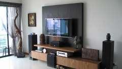 Мини-стенка под телевизор – уютный уголок в вашей гостиной