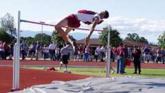 Мировой рекорд по прыжкам в высоту среди мужчин, и среди женщин