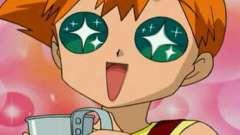 """Мисти - персонаж """"покемона"""": самая известная девочка-тренер из японского аниме"""