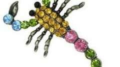 Мистическая минералогия. Какой камень подходит скорпионам-женщинам?