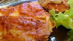 Мясо по-французски с грибами и помидорами – русский ответ французским изыскам