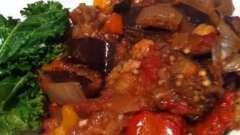 Мясо с баклажанами в мультиварке. Рецепты приготовления