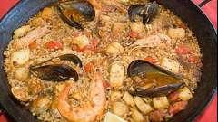 Многогранная испания. Национальные блюда