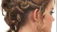 Модные прически на средние волосы в домашних условиях