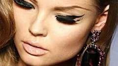 Модный элемент макияжа: виды стрелок на глазах
