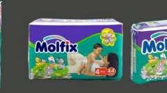 """""""Молфикс"""" - подгузники: отзывы и рекомендации родителей и врачей"""