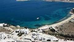 Молодежный отдых в греции на острове миконос