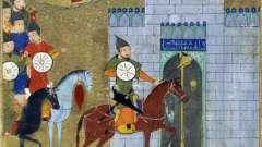 Монгольские завоевания. Золотая орда. Монгольское нашествие на русь