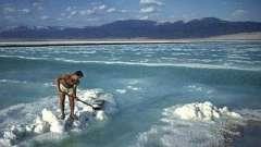Морская соль пищевая: еще раз о ее пользе