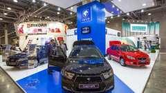 Московский международный автосалон: фото и отзывы