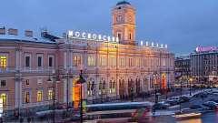 Московский вокзал санкт-петербурга. Как добраться до московского вокзала