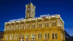 Москва: ленинградский вокзал. Где находится и как доехать?