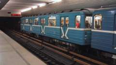 """Москва, """"речной вокзал"""" (станция метро)"""