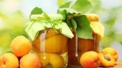 Можно ли приготовить компот из абрикосов на зиму без стерилизации? Используйте один из двух способов