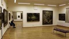 Музеи екатеринбурга: описание, отзывы, цены. Екатеринбург, музей изобразительных искусств