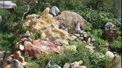 Музей камня в фершампенуазе и его экспонаты