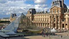 Музей лувр (париж, франция): фото и отзывы туристов