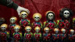 Музей смерти на арбате: приходите пугаться или смеяться!