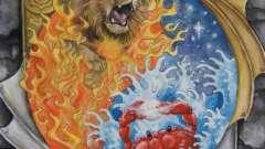 Мужчины раки, женщины львы: любовная история