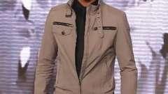 Мужская куртка бомбер на пике моды