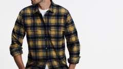 Мужские рубашки в клетку. Секреты популярности