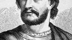Начало правления династии каролингов во франкском государстве