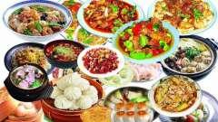 Национальная кухня как отображение менталитета