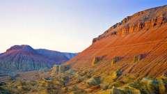 Национальный природный парк алтын-эмель. Крупнейший заповедник казахстана